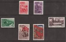RUSSIA # 1289-1294 Mint YOUNG COMMUNIST LEAGUE
