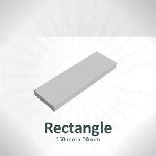 x3 Victorian Reproduction Floor tiles Strip 150x50mm Rectangle