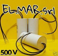 Condensatore 550 V per Gruppo Elettrogeno Generatore di Corrente