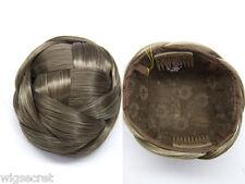 Perfect Chignon Wiglet Domed Base, Pre-styled Permanent Bun Delightful Bubble