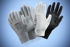 Arbeitshandschuhe PU Montagehandschuhe 1- 140 Paar Nylon Handschuhe wählbar Neu