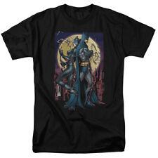 Batman Paint The Town Red Catwoman DC Comics Adult Shirt S-3XL