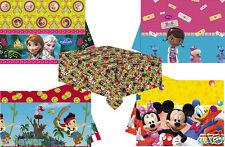 NUOVO Bambini Disney CHILDREN'S CARTOON Festa di Compleanno tabella Tablecover Cover Panno
