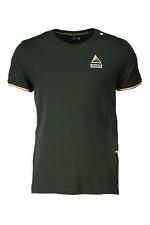 Maloja Multi Camiseta deportiva Camisa funcional verde reitbergm. Ajustado