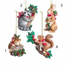 Woodland Whimsical Ornaments