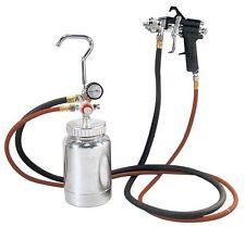 Astro Pneumatic #2PG7S: 2 Quart Pressure Pot w/ Gun, Hose, & 1.2mm Nozzle