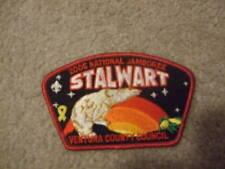 MINT 2005 JSP Ventura County Council STALWART Red Bdr
