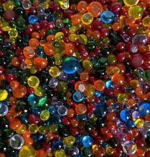 90 COE Bullseye Glass Fusing Dots Frit Balls Bold Colors Transparent Mix