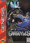 Gargoyles, (SEGA Genesis)