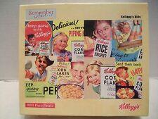 "Kellogg's Kids ""Remember When"" Pressman #4857 Puzzle NIB 2004!"
