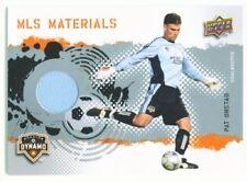 "PAT ONSTAD ""GU JERSEY CARD"" UD MLS SOCCER 2009"