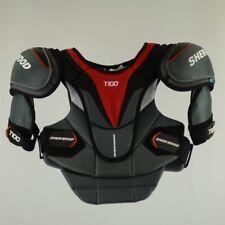 Sher-Wood T100 Ice Hockey Shoulder Pads, Pro Shoulder Pads