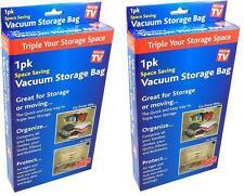 2x de ahorro de espacio vacío bolsa de almacenamiento de 110 Cm X 100cm