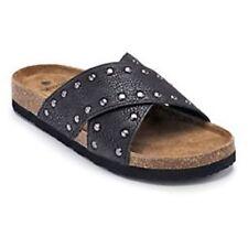 "Ruff Hewn Women's ""Obion"" X Band Slide Sandals"