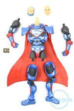"DC Comics Multiverse 6"" BAF CnC Superman Armored Lex Luthor Individual Parts"