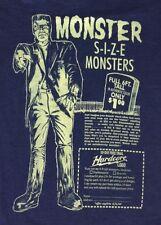 MONSTER GUYS T-SHIRT FRANKENSTEIN HORROR GOTH ROCKABILLY PUNK