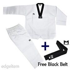 Moospo Taekwondo Dan Dobok (Uniform) + Free Black Belt