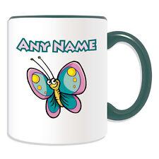 Regalo Personalizado volando Taza de mariposa diseño de insectos dinero Caja Taza animal tema