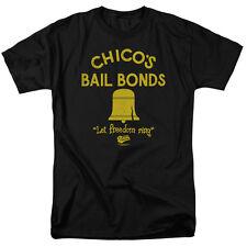 Bad News Bears Chico's Bail Bonds Licensed Adult T Shirt