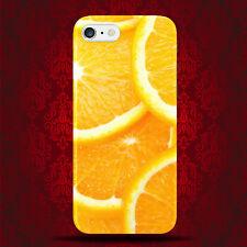 Oranges Phone Case Novelty Fruit Cute Novelty 3D Clip On Hard Plastic Orange 49
