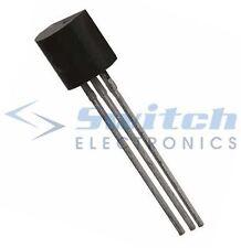 10 x obiettivo generale NPN e PNP Transistor TO-92 - 1 ° classe