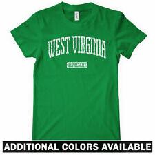 WEST VIRGINIA REPRESENT Women's T-shirt - Charleston Marshall WVU 304 681 S-2XL