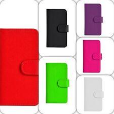 NUOVO Libro Flip Magnetico Cover in Pelle Custodia Caso card per Nokia Lumia Cellulari
