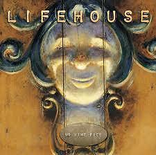 LIFEHOUSE- NO NAME FACE. RARO CD.