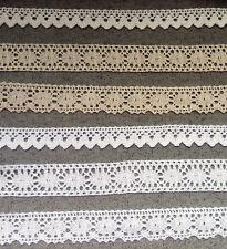 Borten Bänder Verzierungen Bastelbedarf zum Aufnähen Schwarz//Weiß Rosa Hellblau
