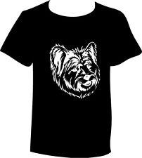T-Shirt Elo Hunderasse Kopf Motiv Hundemotiv Shirt