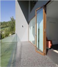 Steinteppich 10m² Steinte+Grundierung+Porenversiegelung lichtecht Polyurethan UV