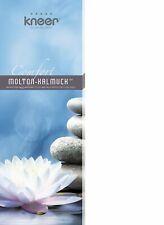 Kneer Comfort Molton-Kalmuck Matratzenschoner-Spannbetttuch Farbe Weiß