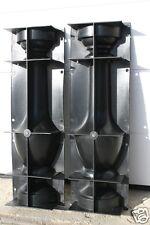 Balustraden - 2 Teilige Gießformen. Säule Baluster Geländer Schalungen Molds