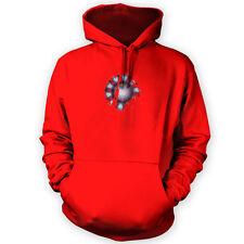 Reactor Arc Hoodie-x12 Colores-Movie Vestido Elegante Regalo para Fanáticos Geek Comic