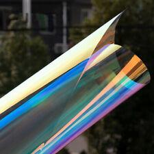 Chameleon Rainbow Decoration Window Film solar tint party Christmas glass decor