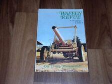 WAFFEN REVUE 34 -- DREYSE-PISTOLE / Brit. MILLS HANDGRANATE / Brit. PANZERZUG