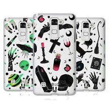 HEAD CASE DESIGNS SPOOKY NIGHT GEL CASE FOR LG PHONES 3