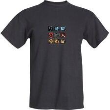 Zero Escape 999 Nine Hours Nine Persons Nine Doors 100% Cotton Graphic T-Shirt