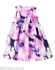 NWT Gymboree Egg Hunt Lavender floral Dress 3T Wedding Holiday