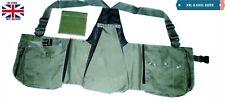 New Falconry, Hunting Vest, XXL & XXXL, Codura Vest Bird Handling (Lime Green)