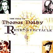THOMAS DOLBY 'RETROSPECTACLE BEST OF THOMAS DOLBY' CD ALBUM 1996
