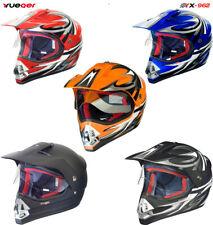 RX-962 Crosshelm Quadhelm Endurohelm Motocrosshelm Offroadhelm Motorradhelm