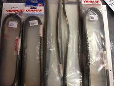 V BELT FOR EARLY MODEL YANMAR MARINE ENGINES SEE OPTIONS