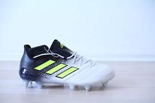 ba9979569cd5 Adidas Ace 17.1 SG Leather Schwarz Weiß Gr. 41