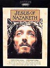JESUS OF NAZARETH rare (2 disc Unedited) dvd ROBERT POWELL Anne Bancroft 1977