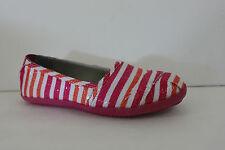 Kids Girl Shoes Kenneth Cole Reaction Size 13 2 M Pink Textile Slip On Sandal