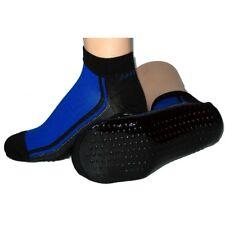 Strandsocken Beachsocken Beach & Pool Strand Socks Socken blau NEU