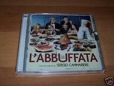 CD-SOUNDTRACK-L'ABBUFFATA-SERGIO CAMMARIERE-EMI