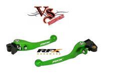 RFX Pro Series CNC Flexible Flexi Lever Set Kawasaki KXF250 KXF450 04-12
