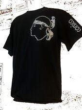 T-Shirt CORSICA CORSE DRAPEAU TETE DE MAURE - Maillot ★★★★★★